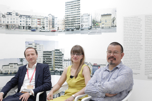Oliver Elser, Anna Scheuermann, Peter Cachola Schmal