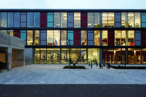 Detmolder Schule für Architektur und Innenarchitektur, Detmold