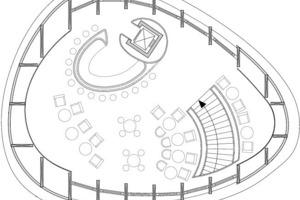 """<div class=""""14.6 Bildunterschrift"""">Grundriss Erdgeschoss, M 1:150</div>"""