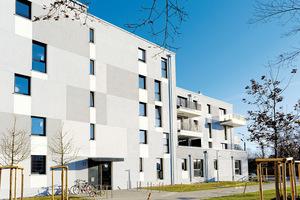 Anerkennung: München, Funkkaserne Nord WA1 und WA2. Attraktive Schallschutzbebauung für ein neues Wohnquartier