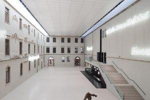 Albertinum Dresden, Sanierung und Neubau Depot