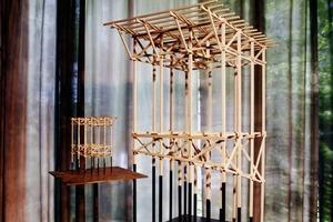 Modellstudien in Holz<br />