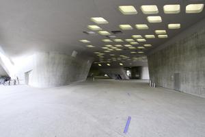 Phaeno Science Center in Wolfsburg, 2005