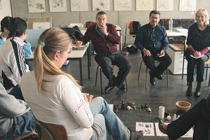 Die mexikanischen Professoren Alberto VegaMurguia und Prof. Enrique Ricalde Gamboa zu Gast in Wismar, dank ISAP