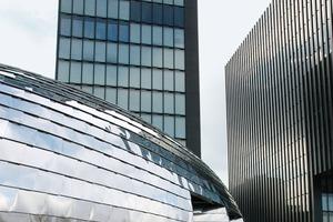 Pavillon Hafenspitze, Düsseldorf - Jurek m. Slapa, Helmut Oberholz, Daniel Kohlmeyer im Auftrag von JSK Architekten<br />