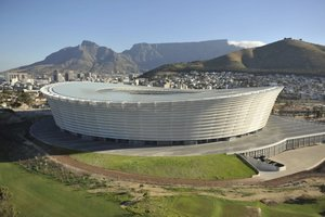 Cape Town Stadium -gmp von Gerkan, Marg und Partner Architekten/ schlaich bergermann und partner
