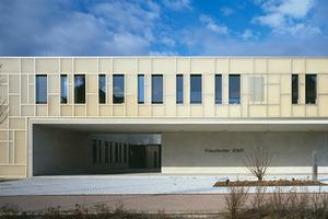 Fraunhofer-Institut für digitale Medientechnologie Ilmenau - Staab Architekten GmbH, Berlin