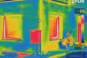 Wärmebild mit MSX Technologie<br />