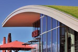 Dachränder gelten in den Normen und Regelwerken als Dachdetails. Unterschieden werden die Abschlussarten nach ihrer Bauart: Dachrandabdeckung oder Dachrandprofil