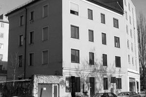 """<div class=""""10.6 Bildunterschrift"""">Das Bestandsgebäude stammt vom Anfang des vorigen Jahrhunderts</div>"""