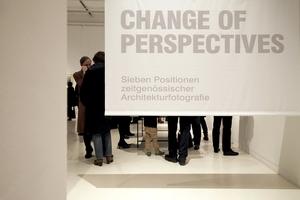 Changes of Perspectives. Architekturfotografie bei Aedes