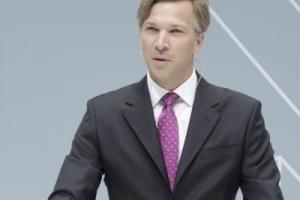 Kay Lindemann, stellvertr. Geschäftsführer des Verbandes der Deutschen Automobilindustrie: Adam Riese sitzt immer auf dem Beifahrerplatz!