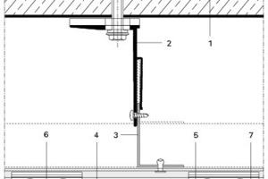 Detail Fassadenbefestigung<br />
