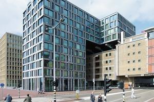 Huys Africa OHK, Amsterdam Appartementhäuser an der Oostelijke Handelskade, 2000-2009<br />