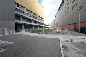 Nahtstelle Staatsbibliothek / Potsdamer Platz