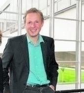 Philipp Oswalt - der ehemalige Bauhaus Direktor