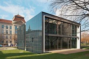 Das Effizienzhaus Plus in Berlin, ein bewohntes Studienobjekt<br />