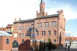 Altes Rathaus, Ortsteil Bitterfeld