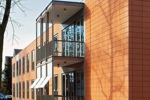 Das Bettenhaus der Frauenklinik am UK Düsseldorf