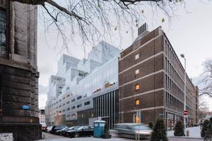 Timmerhues, Rotterdam, Ecke Meent/Rodezand