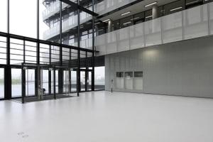 Lichtfuge, Entree und Marktplatz<br />