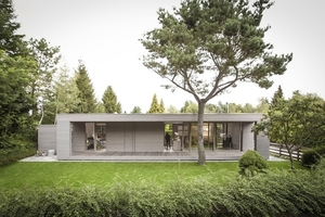 Anerkennung Neubau: Einfamlienhaus in Wandlitz