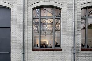 Ort der Preisverleihung 2014: das Deutsche Architekturzentrum Berlin, auch ein Ziegelbau