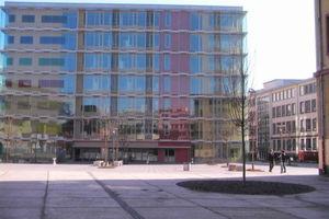 Fachhochschule Frankfurt am Main, Gebäude 1