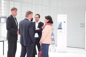 Das DBZ Werkgespräch war zu Gast in der HCU HafenCity Universiät Hamburg