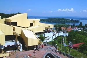 Universität Konstanz, Forumsplatz