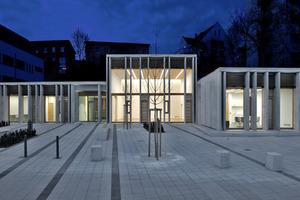 Bürgerzentrum Blaustein - meister.architekten, Ulm