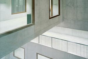 Fachhochschule Sihlhof Zürich - Giuliani Höger Architekten, Zürich/CH