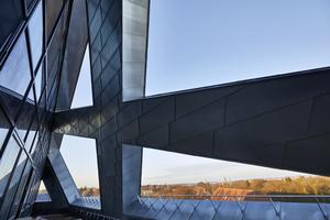 Auch für Studenten: Loggia mit Panorama