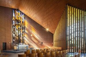 Preisgekrönt: Einbauten Immanuelkirche, Kassel Verfasser: ATELIER 30 Architekten GmbH, Kassel Bauherr: Evangelischer Stadtkirchenkreis Kassel
