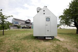 """Direkte Nachbarschaft: das """"Diogene"""" von Renzo Piano"""