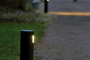 Oft lassen sich Planungsziele mit weniger Beleuchtungskörpern erreichen, indem Rhythmen aufgenommen werden