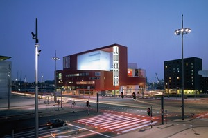Neues Luxor Theater, Rotterdam 1996 / 2001<br />
