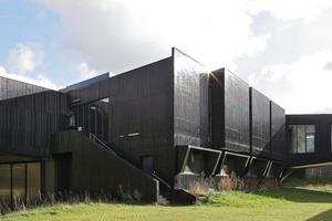 Ecole d'Architecture de Lille/F, Fertigstellung 2006, Nominierung für den Enquerre d'Argent 2006 und den Mies van der Rohe Preis<br />