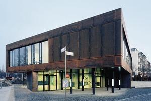 Besucherzentrum Gedenkstätte Berliner Mauer<br />