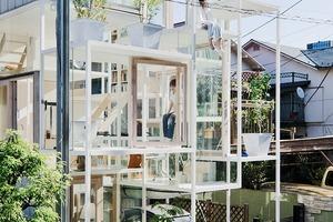 Haus NA, Tokyo/JP (2010)