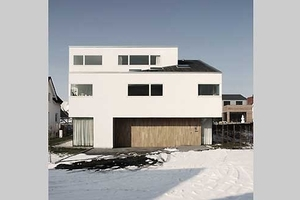 Wohnhaus Lahnau-Atzbach - Dirk Miguel Schluppkotten, Frankfurt/M