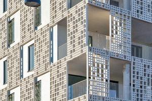 Wohngebäude in Helsinki: 3D-Fassade aus Glasfaserbeton