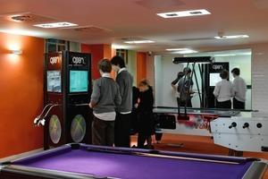 """Der Verein Open Youth Trust ist Betreiber der Einrichtung. Finanzielle Unterstützung bot das """"Myplace""""-Programm der britischen Regierung"""