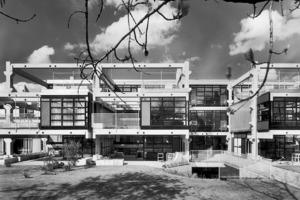 Wohnanlage Genter Straße München, 1969-71, Aufnahme 1972 (Arch.: Otto Steidle, Doris und Ralph Thut)