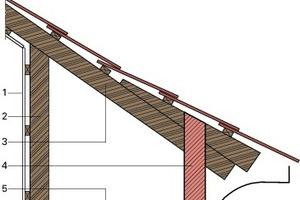 Bild5: Skizze der vorgefundenen Situation (Vertikalschnitt)<br />