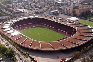 Letzigrund Stadion, Zürich (CH) - Bétrix & Consolascio Architekten