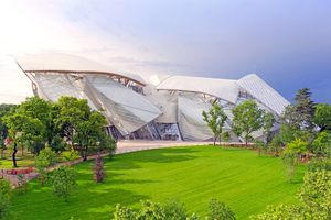 Fondation Louis Vuitton (Architekten: Gehry Partner, LLP, Los Angeles)