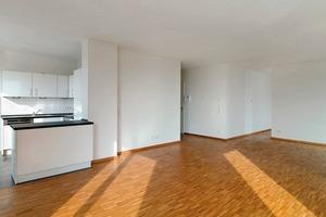 Die Größen der Wohnungen reichen von 44 m² bis 148 m² in 1- bis 5-Zimmer Wohnungen