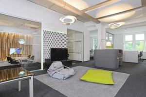 Büroräume sollten Rekreation bieten und Orte der Begegnung sein