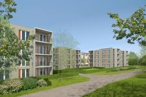 Klimasiedlung Gelsenkirchen - Mohr Architekten, Münster